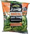 Brócoli vapor microondas Bolsa 230 g Verdifresh