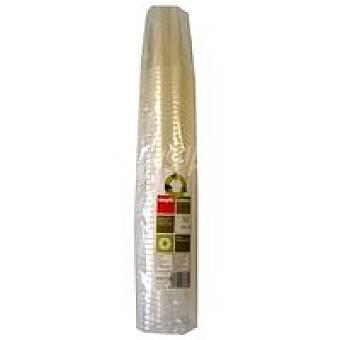 Nupik Vaso biodegradable transparente 250 cc Pack 50 unid