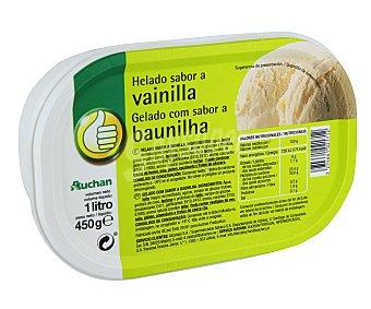 Productos Económicos Alcampo Helado de vainilla Tarrina de 1 litro