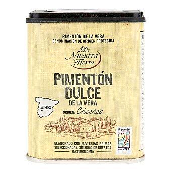 De nuestra tierra Pimentón dulce de la Vera - Sin Gluten - De Nuestra Tierra 70 g