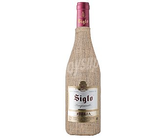 Siglo Vino tinto crianza con denominación de origen Rioja Botella de 75 cl