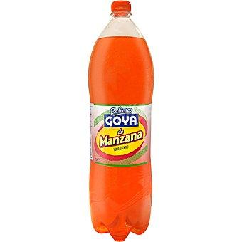 Goya Refresco de manzana Botella 2 l