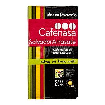Arrasate Café molido descafeinado Paquete 250 g