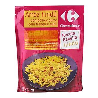 Carrefour Arroz Hindú con pollo y curry 125 g
