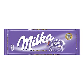 Milka Chocolate con leche Tableta 300 g