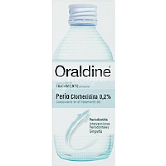 ORALDINE Colutorio Perio Botella 400 ml