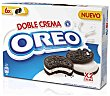 Galleta doble crema 170 g Oreo