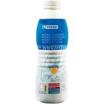 Eroski Yogur líquido Bon Yourt natural azucarado 750g 750g