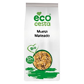 Ecocesta Muesli malteado bio 400 g