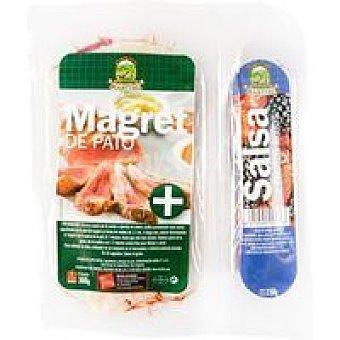 Martiko Magret de pato en salsa de frutos rojos Bandeja 510 g