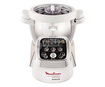 MOULINEX CUISSINE Robot de cocina Companion, potencia 1550w, 12 velocidades + turbo, bol con 4,5 litros de capacidad, 6 programas automáticos.