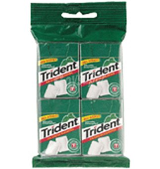 . Chicles trid fresh hierbabuena 4 UNI