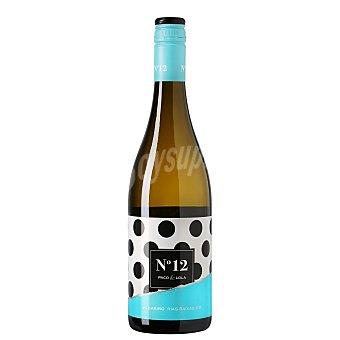 Paco & Lola Vino blanco albariño con denominación de origen Nº 12 Botella de 75 cl