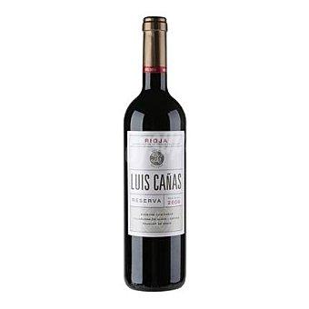 Luis Cañas Vino D.O. Rioja tinto reserva 75 cl
