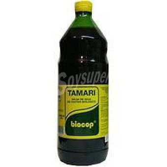 BIOCOP Salsa de soja Shoyu Botella 1 litro