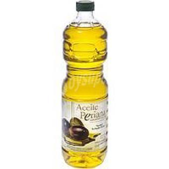 PERIANA Aceite de oliva virgen extra verdial aceite Botella 1 l
