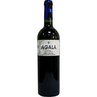 Agala Vijariego Vino tinto 3 meses barrica D.O. Gran Canaria Botella 75 cl