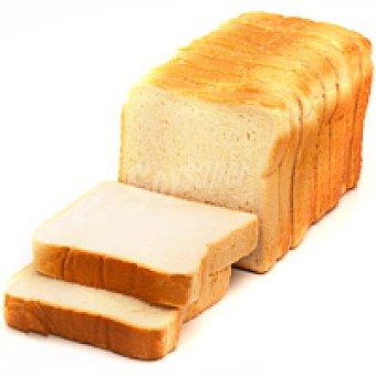 Pan blanco de rebanada gruesa 750 g