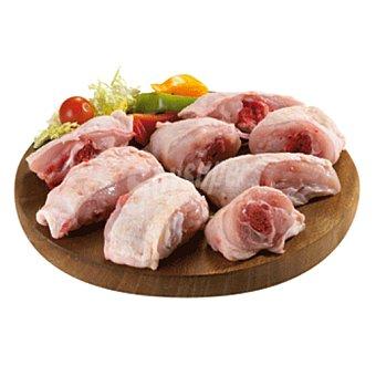 Troceado de pollo Bandeja 500 gr