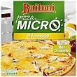 Pizza Micro 4 quesos crujiente especial microondas Estuche 310 g Buitoni