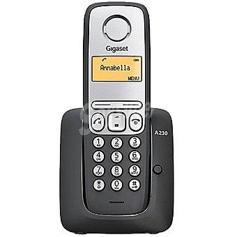 GIGASET A230 Teléfono inalámbrico Dect en color negro