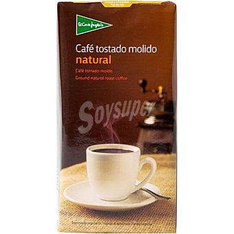 El Corte Inglés Café natural molido Paquete 250 g