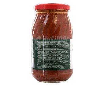 Auchan Salsa italiana de tomate con albahaca 420 gramos