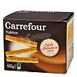 Barquillos de tubito 100 g Carrefour