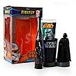 Estuche cepillo eléctrico + dentifrico + vaso  Star Wars
