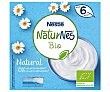 Postre lacteo de sabor natural y sin azucares añadidos BIO 4 x 90 g Naturnés Nestlé