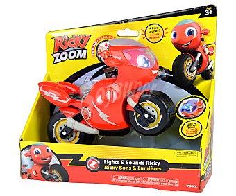 Bizak Ricky Zoom moto electrónica con sonidos, bizak