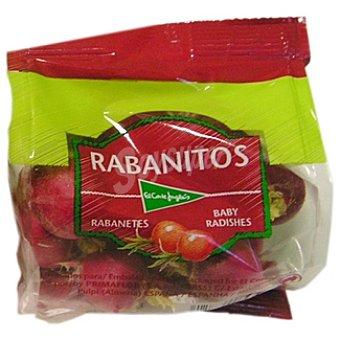 El Corte Inglés Rabanitos Bolsa 125 g