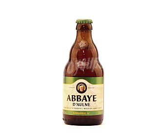 ABBAYE D´AULNE Cerveza Belga Botella de 33 centilitros