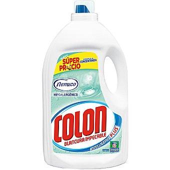 COLON detergente máquina líquido concentrado gel nenuco  botella 51 dosis