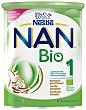 Leche infantil para lactantes desde el primer día en polvo ecológica Lata 800 g Nan Nestlé