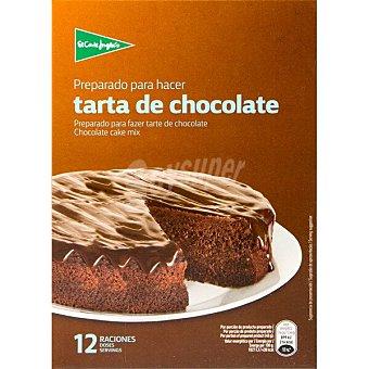 El Corte Inglés Preparado para hacer tarta de chocolate estuche 350 g