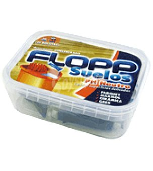 Flopp Fregasuelos para superficies delicadas Caja con 20 dosis