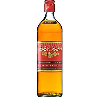 JOHN BARREL Whisky escocés Finest Botella 70 cl
