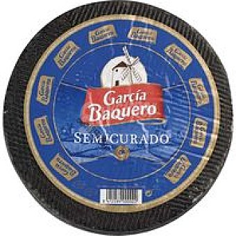 G. BAQUERO Queso mezcla semicurado 250 g