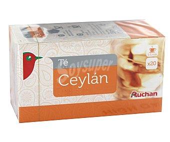 Auchan Té Ceylan 25 Unidades