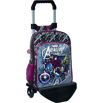 Marvel Mochila con carro Avengers