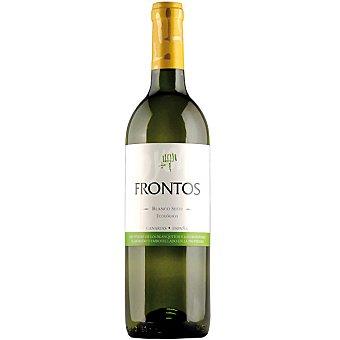 FRONTOS Vino blanco seco ecologico de Canarias Botella 75 cl