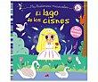 Mis historias musicales, el lago de los cisnes, anne kalichy. Género: infantil. Editorial Bruño.  Bruño