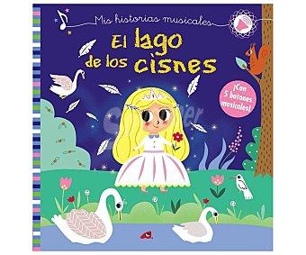 Bruño Mis historias musicales, el lago de los cisnes, anne kalichy. Género: infantil. Editorial Bruño.