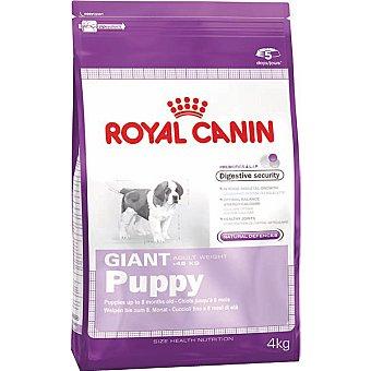 Royal Canin Producto especial para perros giant en la primera fase de crecimiento hasta los 8 meses Giant Puppy Bolsa 15 kg