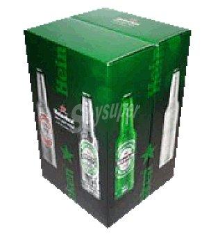 Heineken Cerveza aluminio nr Pack de 4x48 cl