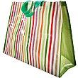 Bolsa de rafia para la compra en colores multicolor  CASACTUAL