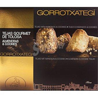 Gorrotxategi Tejas de Tolosa Caja 250 g