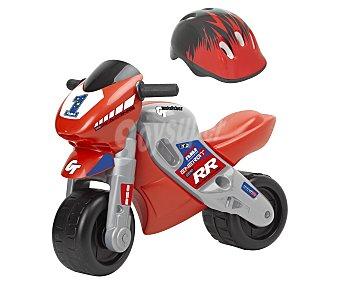 FEBER Moto Correpasillos Modelo Racing Boy 1 Unidad