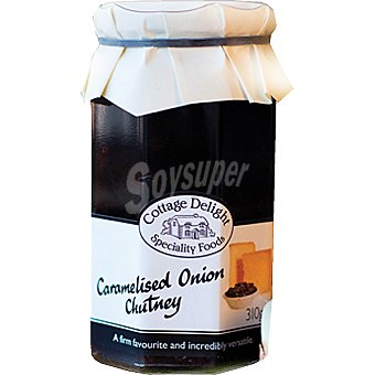 COTTAGE DELIGHT Salsa chutney de cebolla caramelizada Envase 310 ml